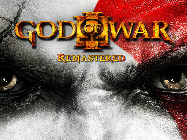 God of War III Remastered – Sony Santa Monica