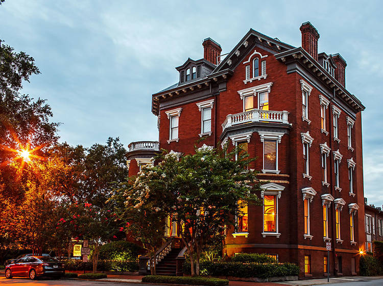 Savannah, GA: The Kehoe House