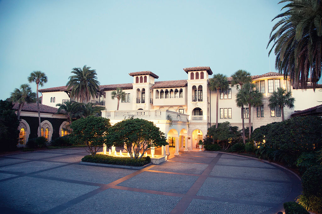 The Cloister in Sea Island, GA