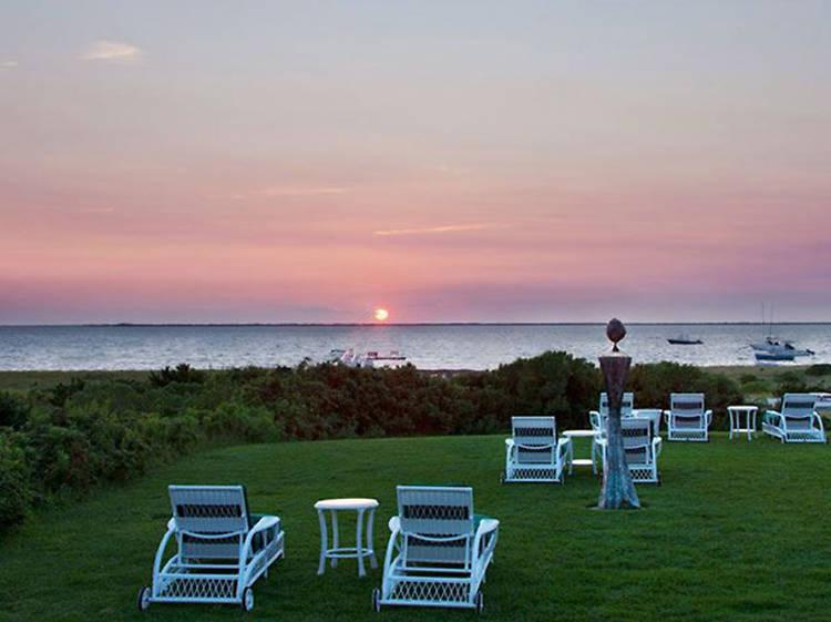 Nantucket, MA: The Wauwinet