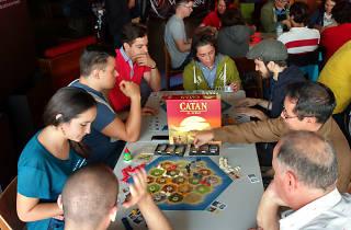 Torneo de juegos de mesa