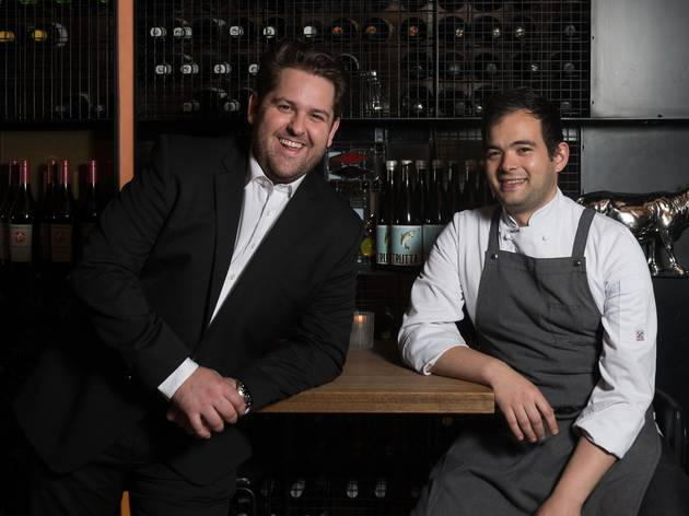 Chef and owner at Arlechin Melbourne