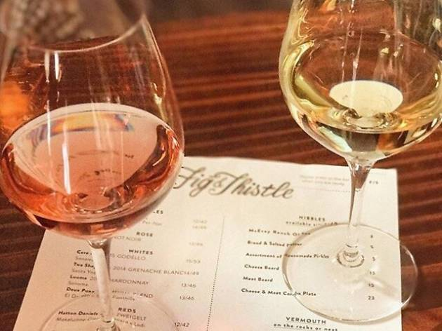 Sip on quality grapes at these hip wine bars in San Francisco