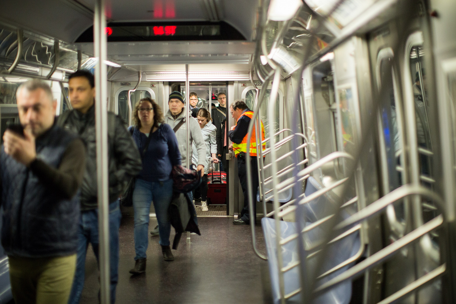 NYC subway ridership dropped for the second straight year in 2017