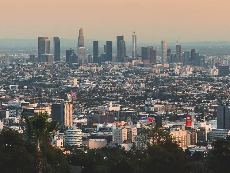 Los Angeles has no center