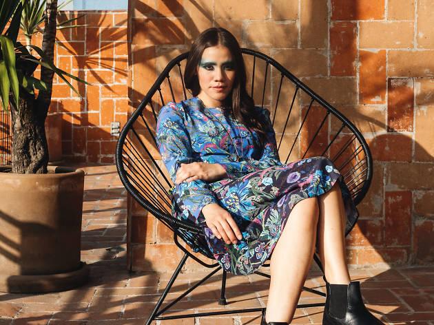 Paulina Sotomayor se presentará en el GRRRL NOISE