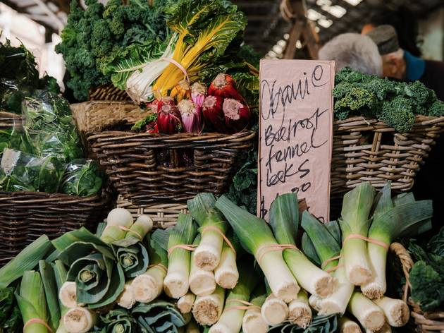 Veggies at Carriageworks Farmers Markets