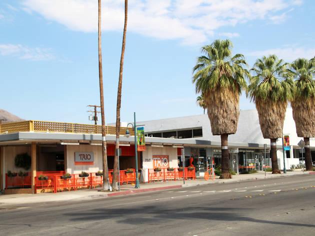 Palm Canyon Drive Palm Springs