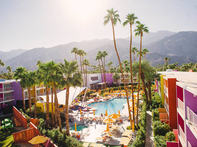 Palm Springs: travel tips for California's hip desert town