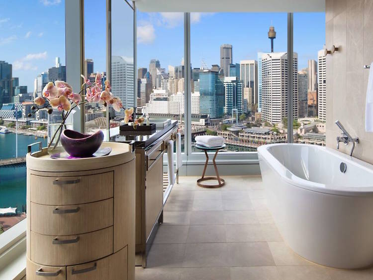 Stay at one of the best luxury hotels in Sydney
