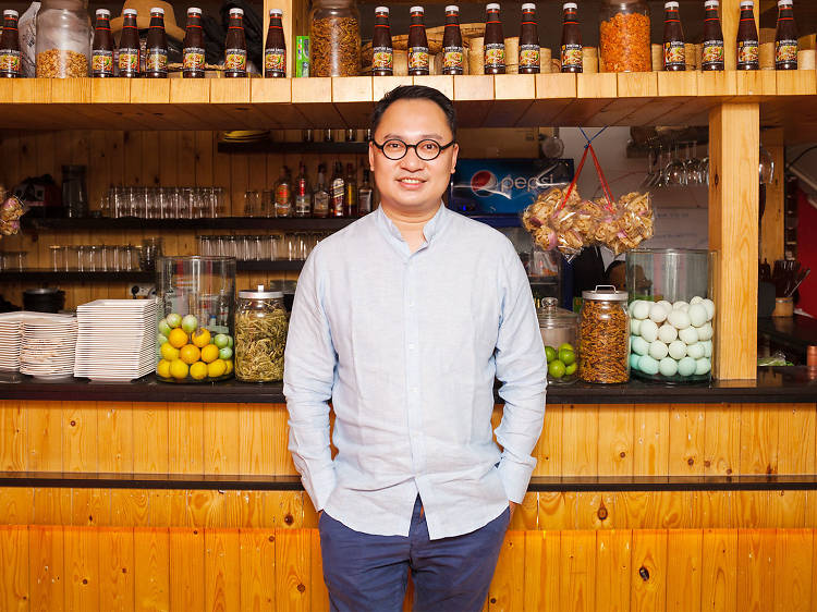Somtum Der co-founder Thanaruek Laoraowirodge talks somtum on a global stage