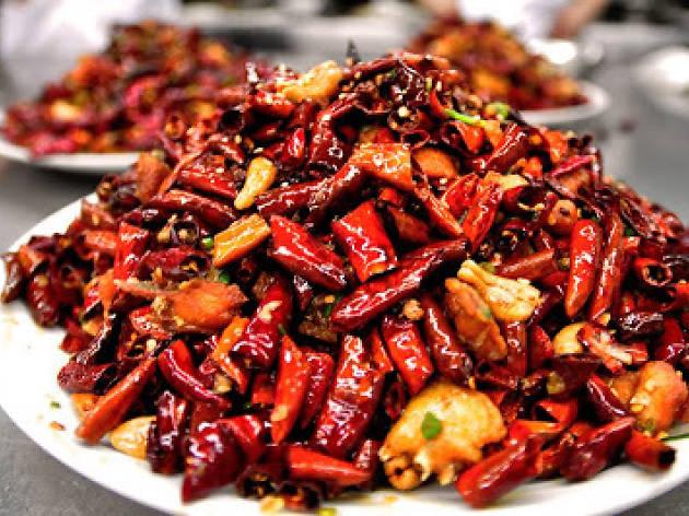 San Xi Lou