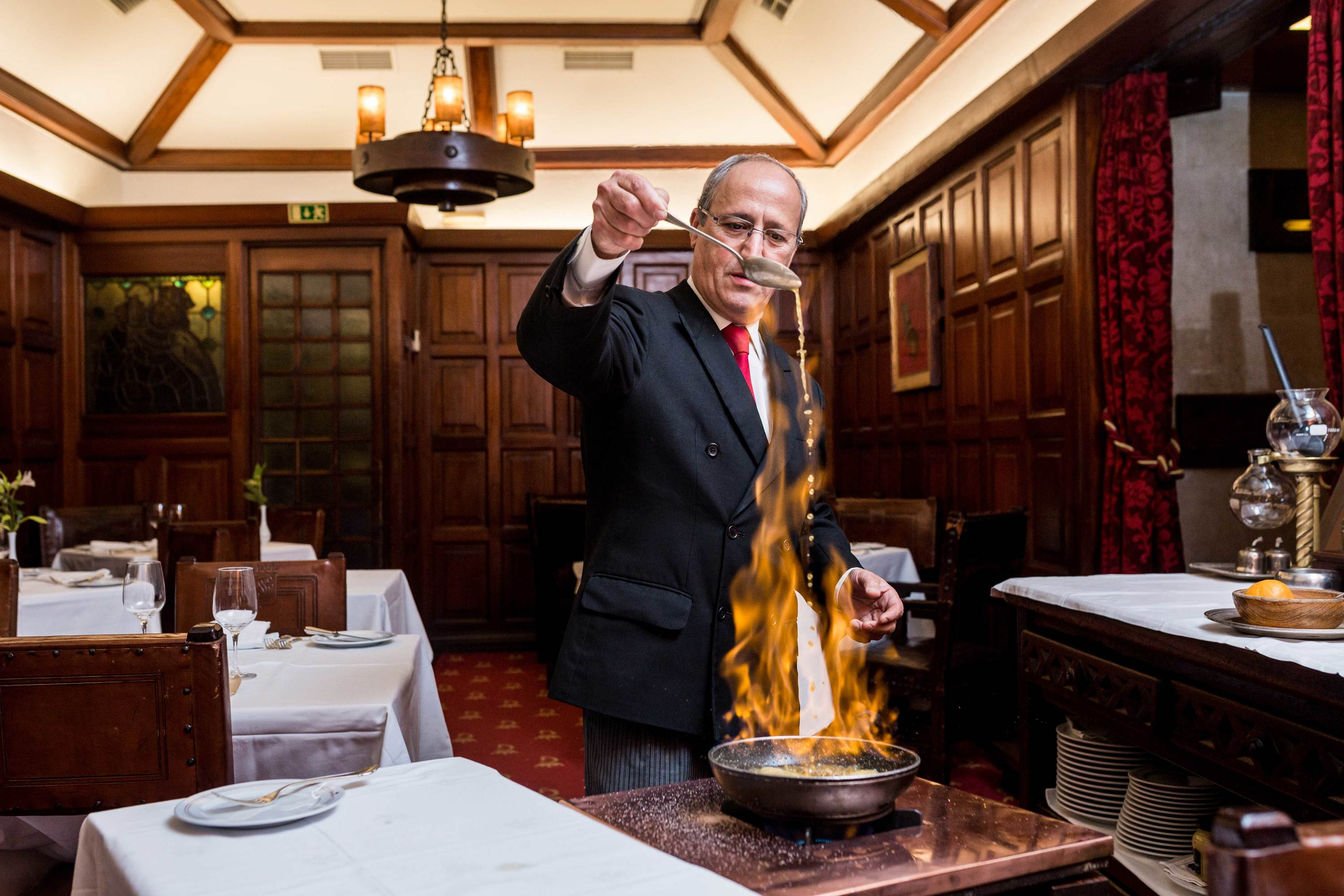 crepe suzette do gambrinus