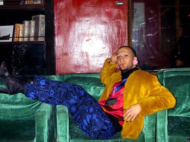 Nightscape: Tomer Romn Daunov, Artist & Performer, Beit HaPsanter