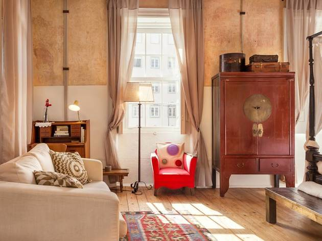 Gorgeous old-world flat on the Rua do Almada