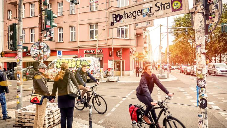Everyday life in Berlin