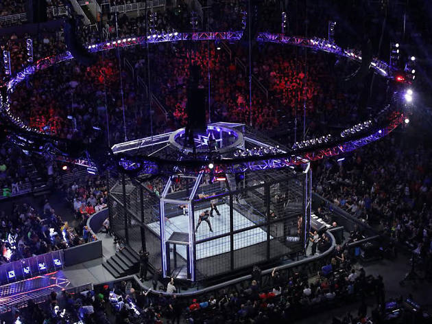 WWE: Elimination Chamber at T-Mobile Arena