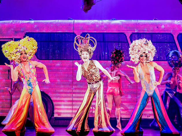 Priscilla: Queen of the Desert Costume Exhibition