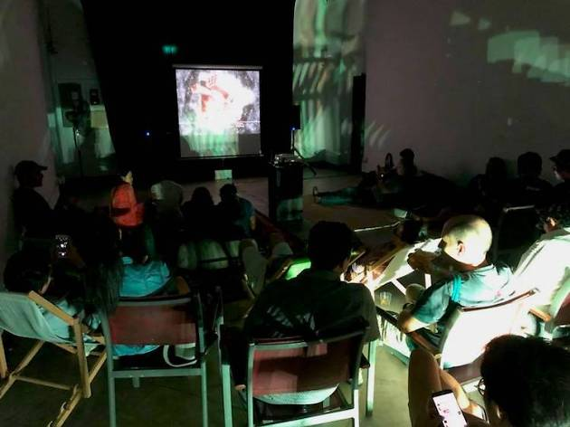 Singapore Cult and Underground Film Festival