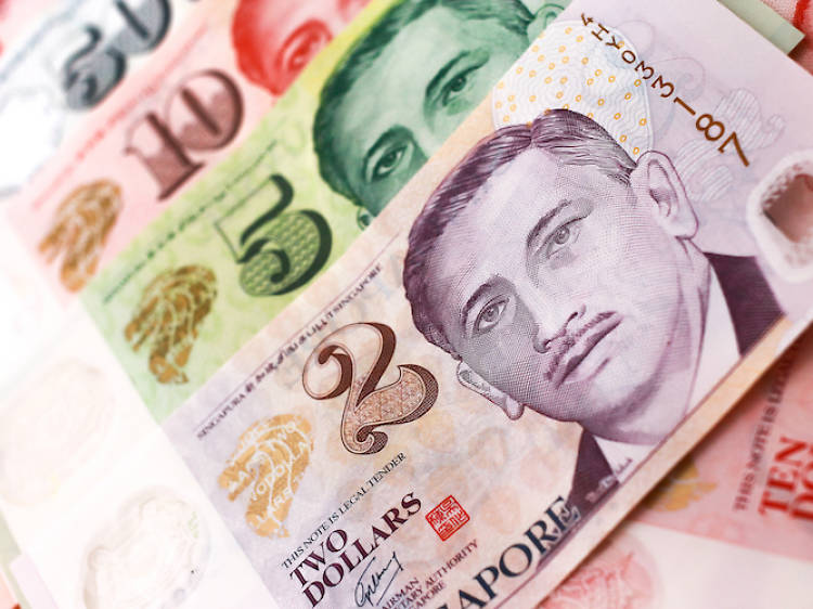 What currency is used in Singapore?