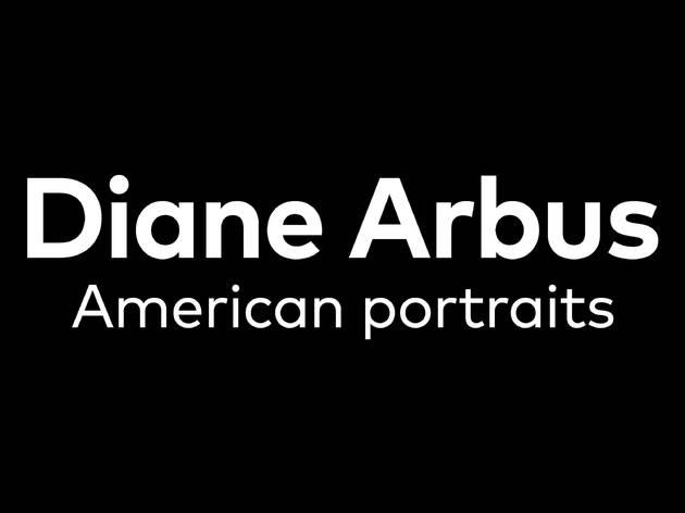 Diane Arbus: American portraits