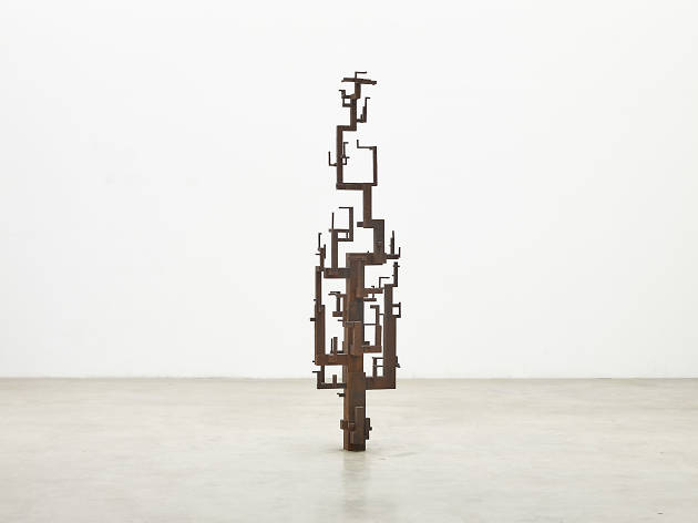 Antony Gormley: Rooting the Synapse