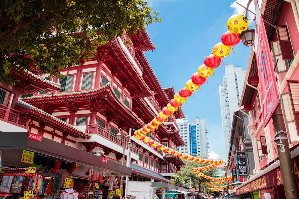 The ultimate guide to Chinatown