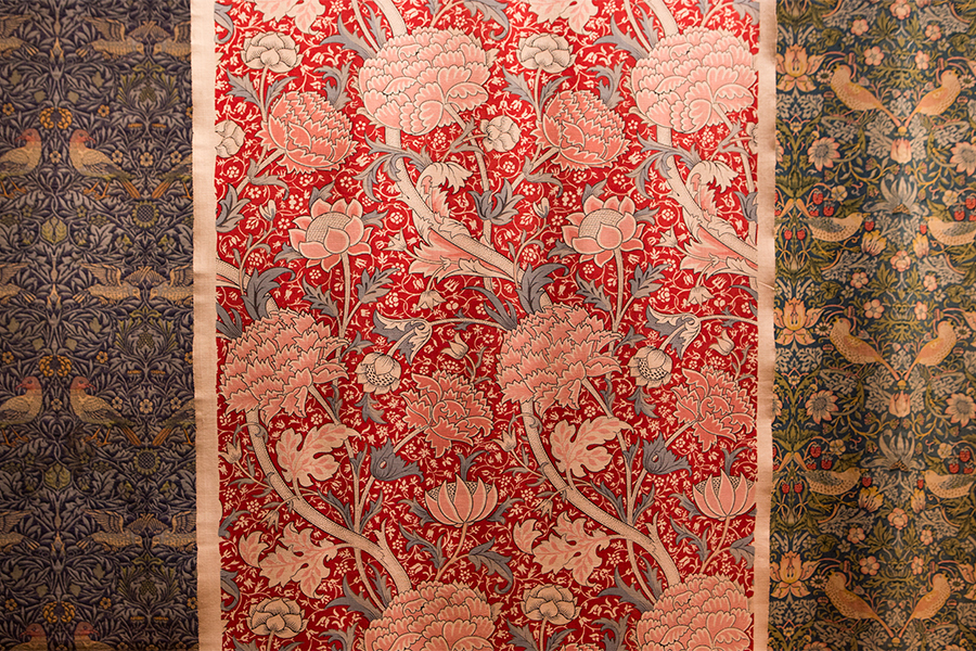 William Morris i les Arts & Crafts a Gran Bretanya