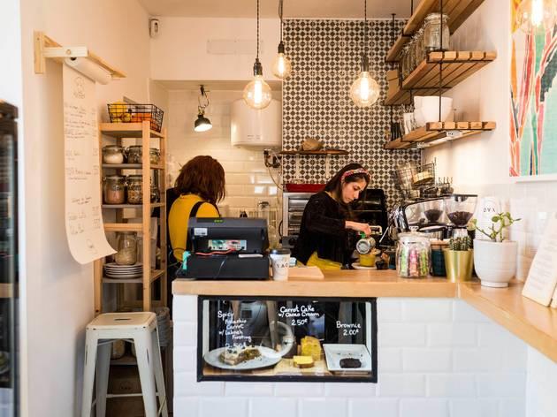 YAO coffee&Tea lab