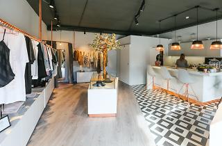 A Eleven Lab Concept fica na Foz virada para o Douro