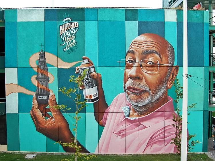 Descobrir a arte urbana do Porto numa visita guiada