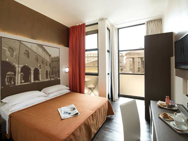10 cheap hotels in Milan