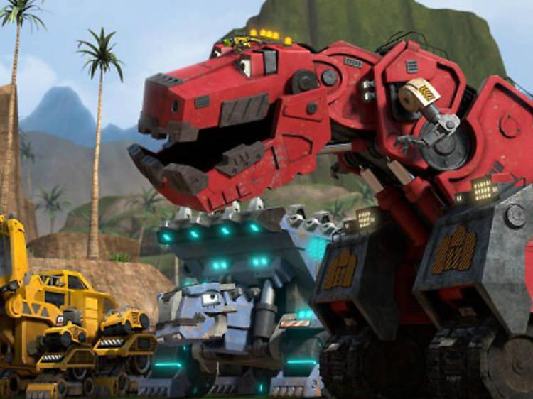 Dinotrux - Supercargados: Temporada 2