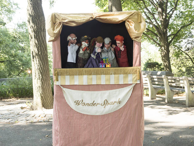 Best puppet theaters in NYC