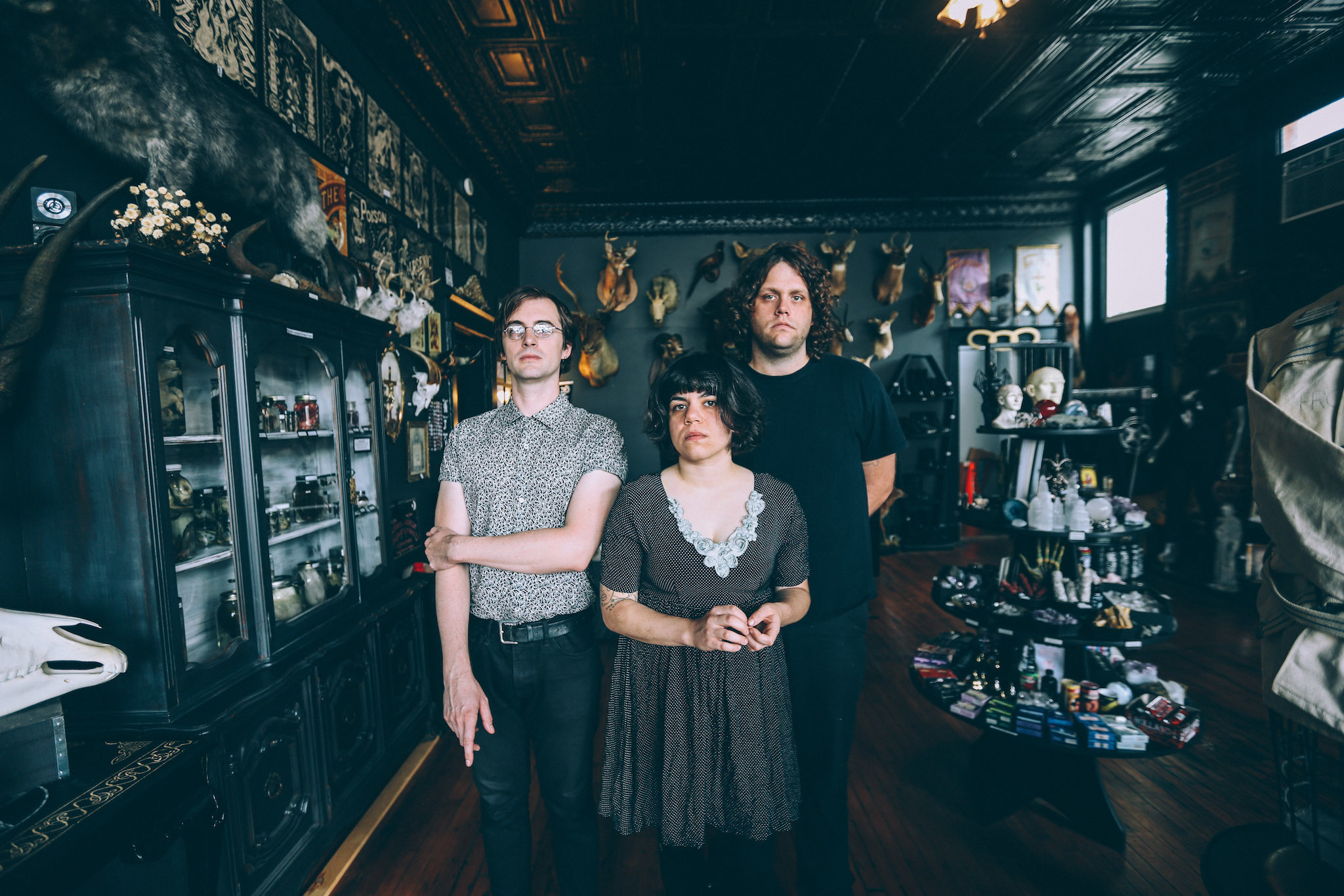 Screaming Females' Marissa Paternoster talks new album, surviving Catholic school and covering Taylor Swift