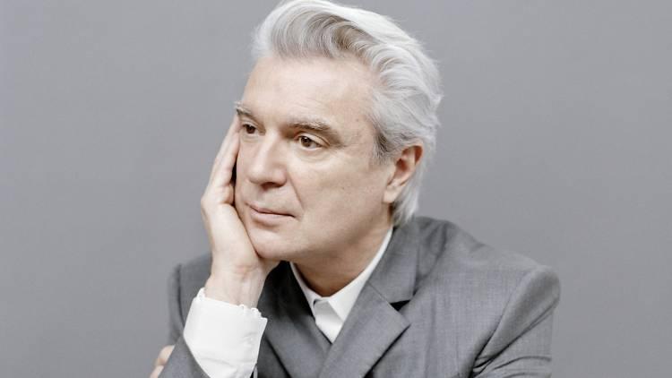 David Byrne por primera vez en la CDMX
