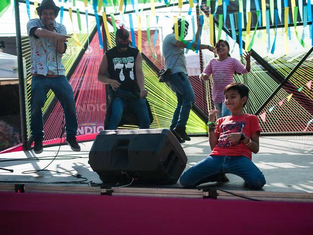 El Parque del Vive Latino