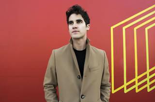 Darren Criss en el Plaza Condesa