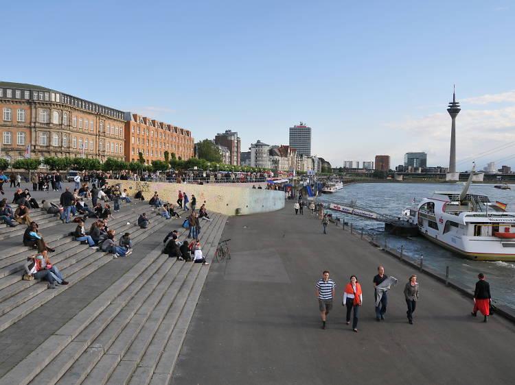 Travel tips for first-time Düsseldorf visitors
