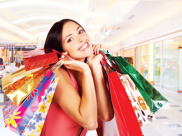 Shopping festivals and pop-ups