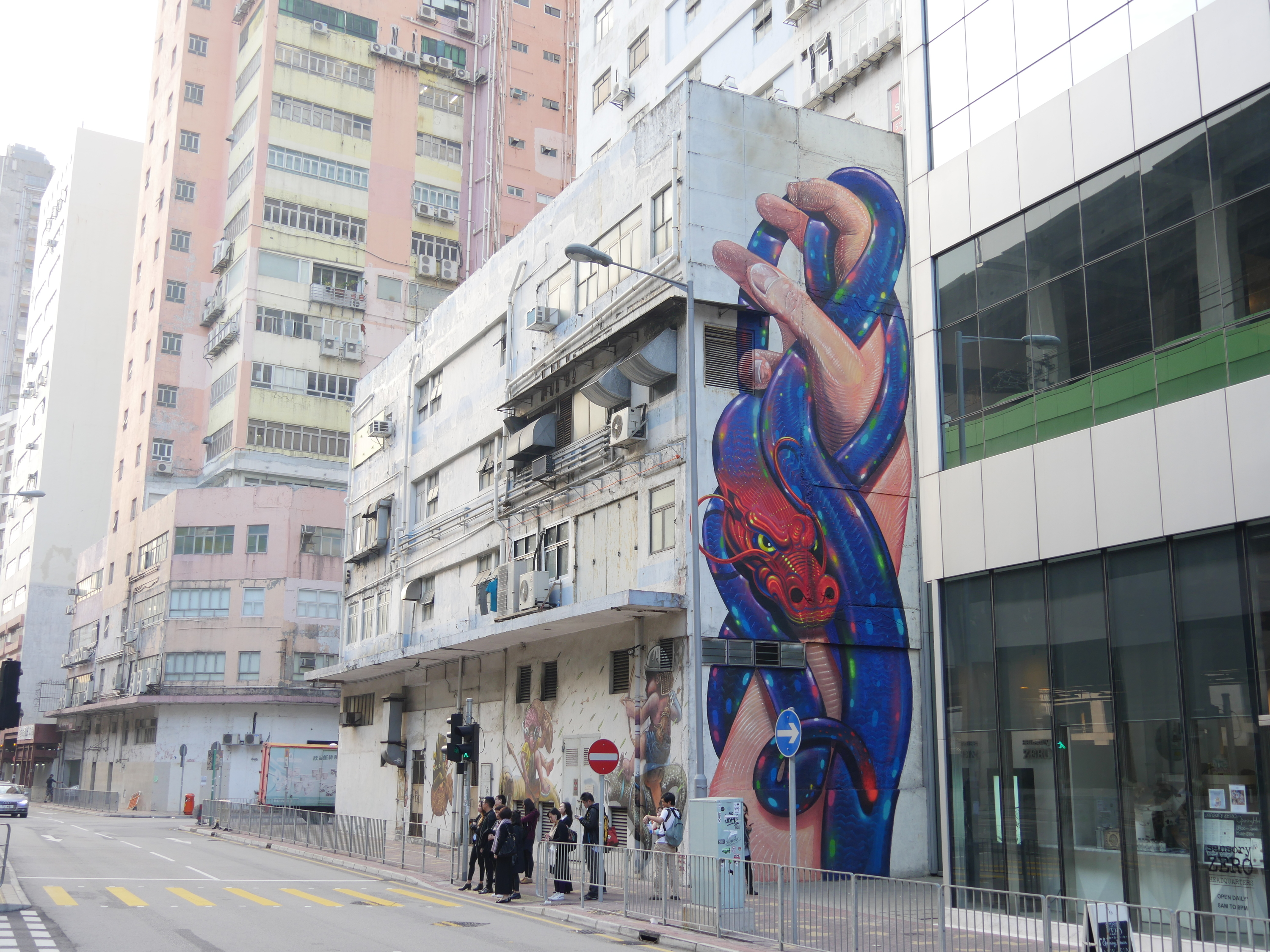 The Best Street Art In Hong Kong Island