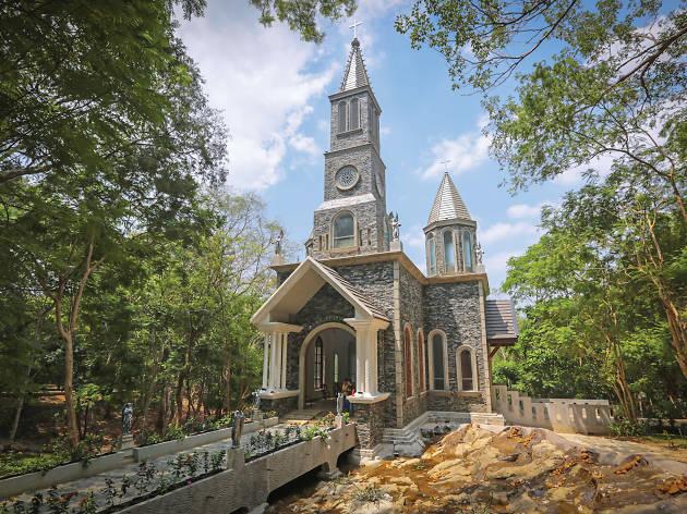 Tewatte Church