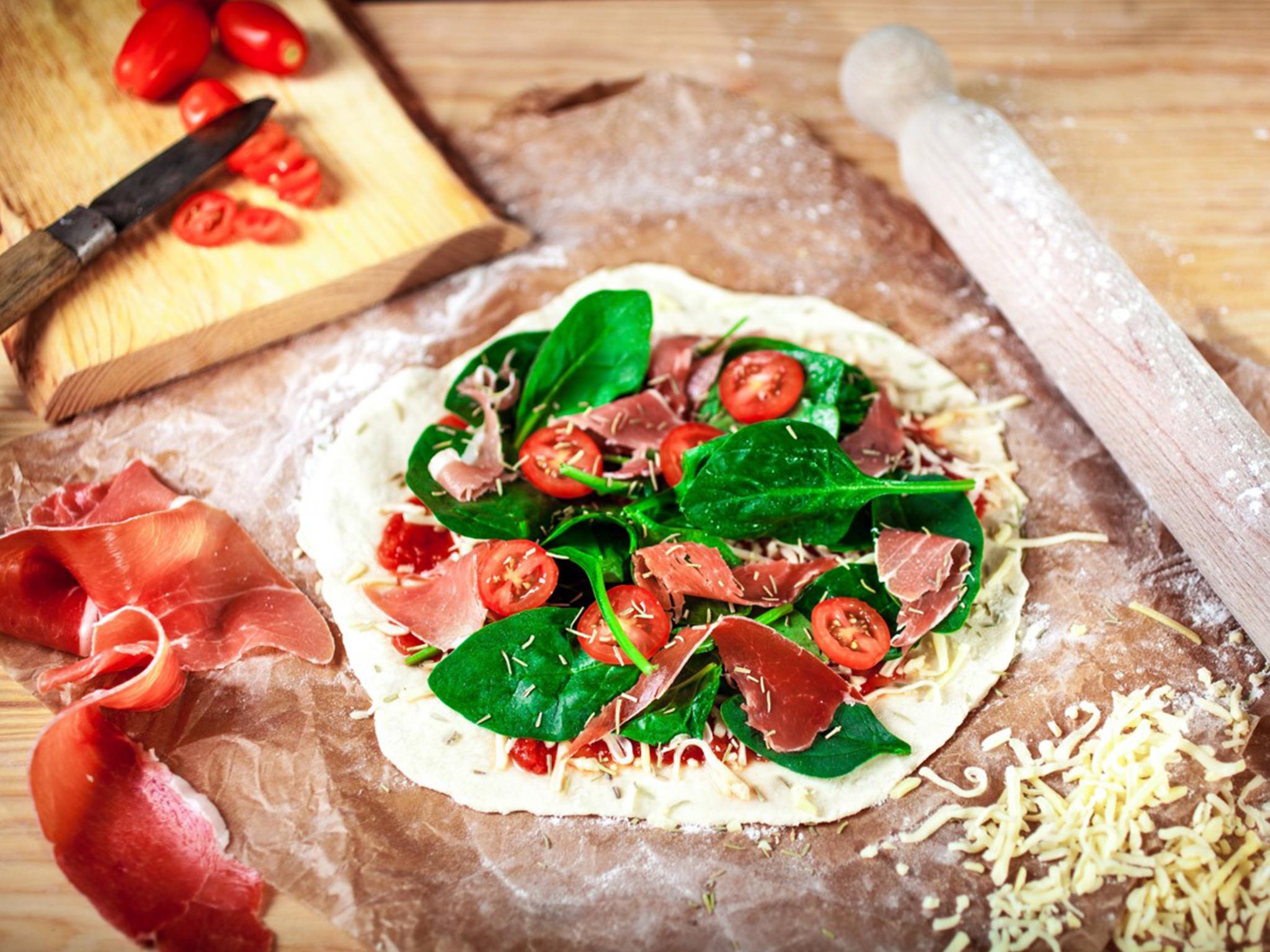 Masterkids: Cozinha Italiana
