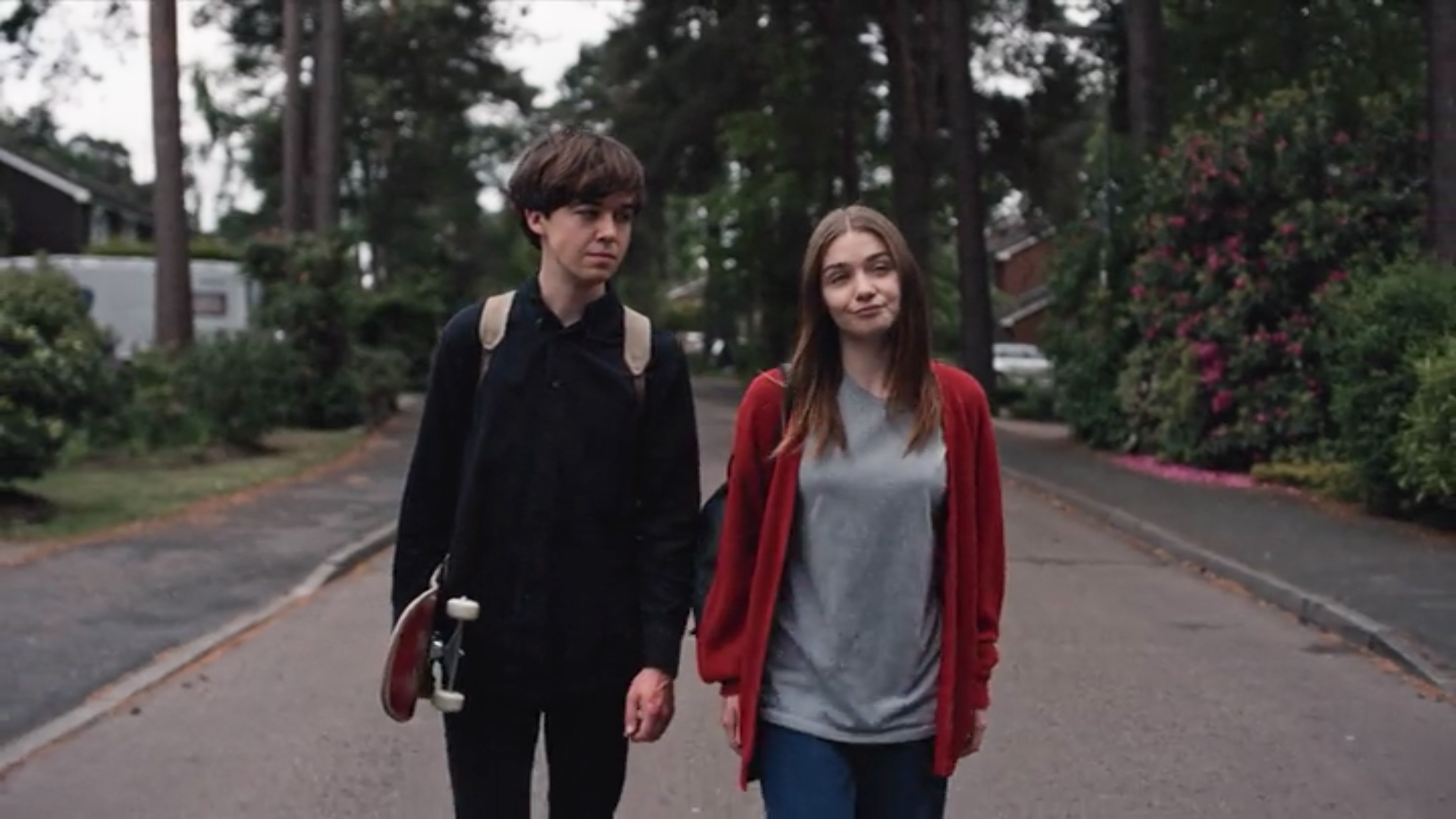 The End of the F***ing World - Netflix