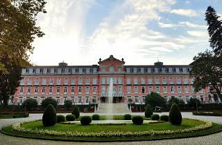 O Vidago Palace fica no concelho de Chaves