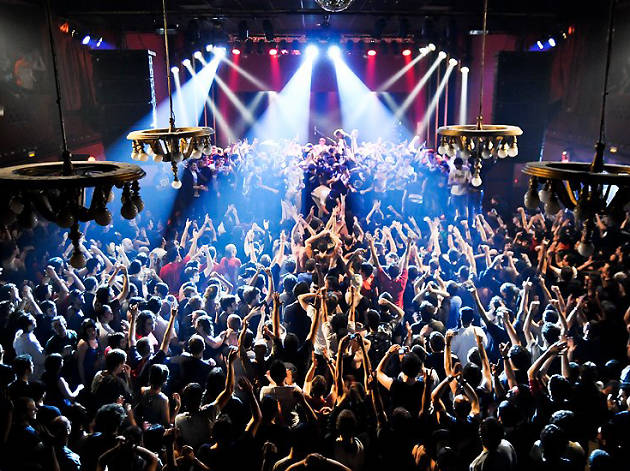 The best nightlife in Barcelona
