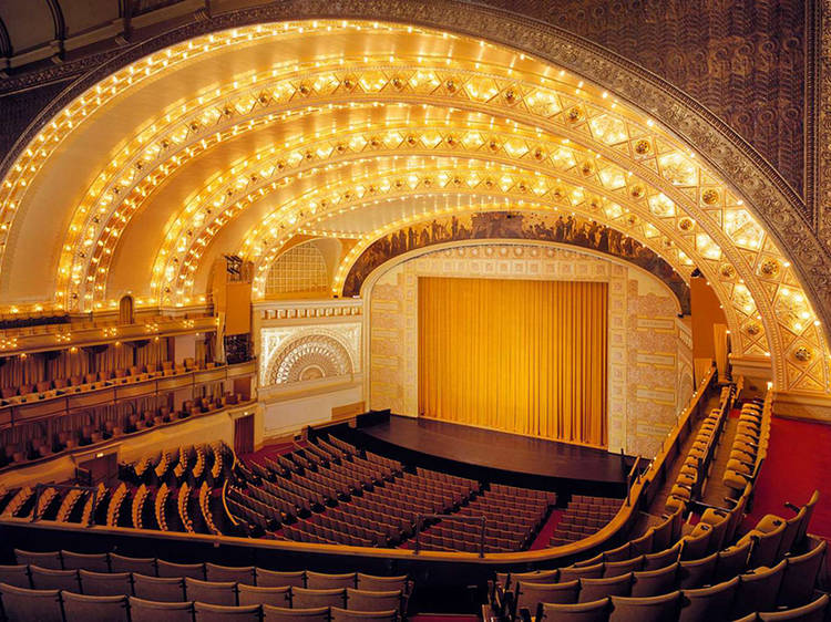 Auditorium Theatre Historic Tour