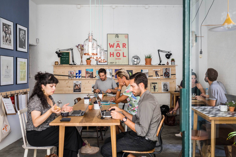 Os melhores cafés para trabalhar em Lisboa