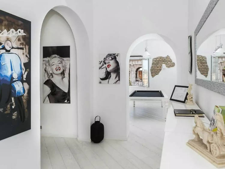 The best Airbnbs in Rome