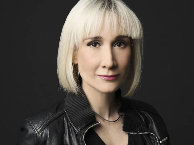 Issa López, directora de Vuelven